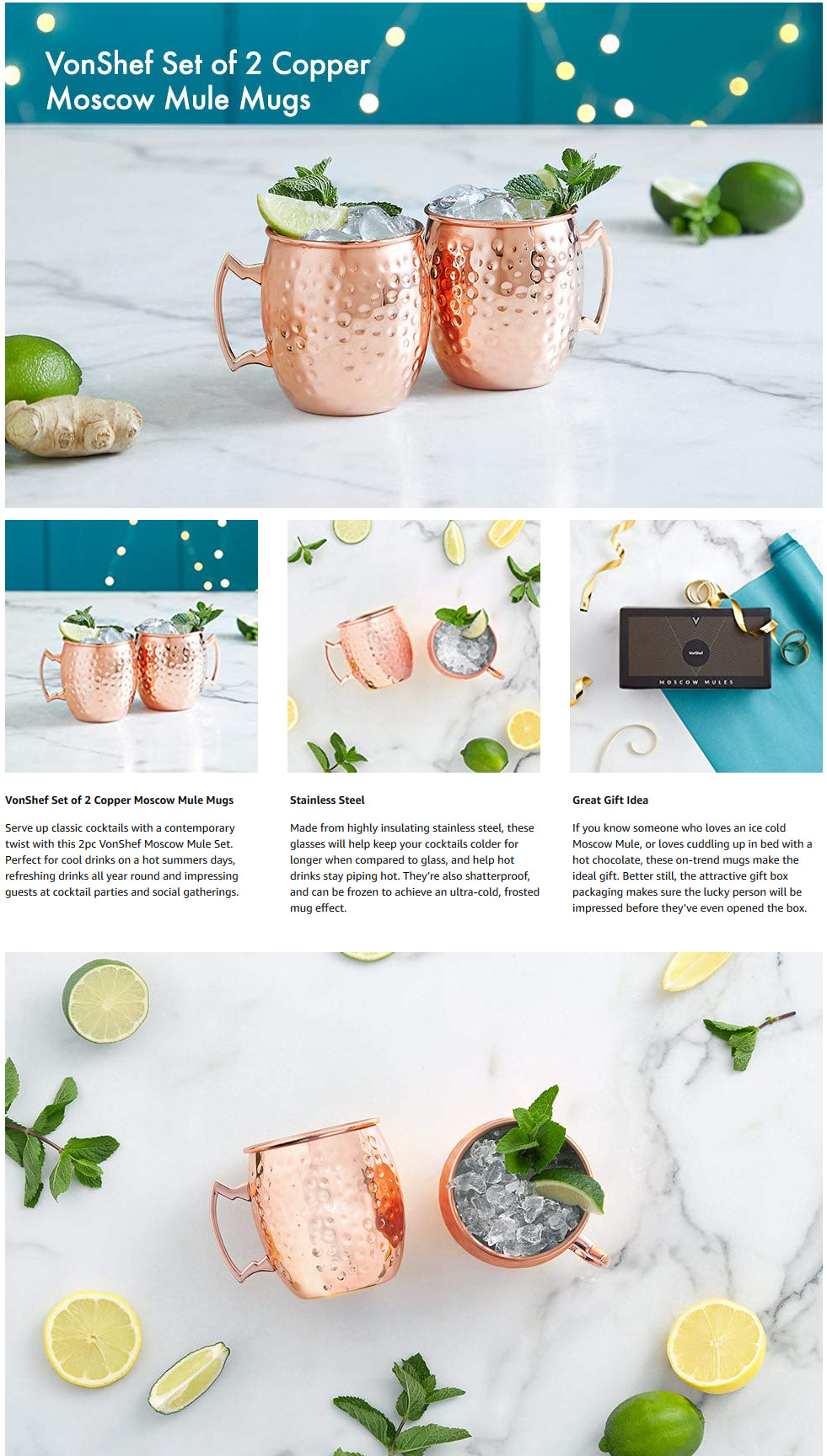 Screenshot_2018-12-19-VonShef-Moscow-Mule-Copper-Mug-Mulled-Wine-Set-of-2-Stainless-Steel-with-Gift-Box-Mules-Amazon-co-u... Moscow Mule Copper/Stainless Steel Mugs (Set of 2)