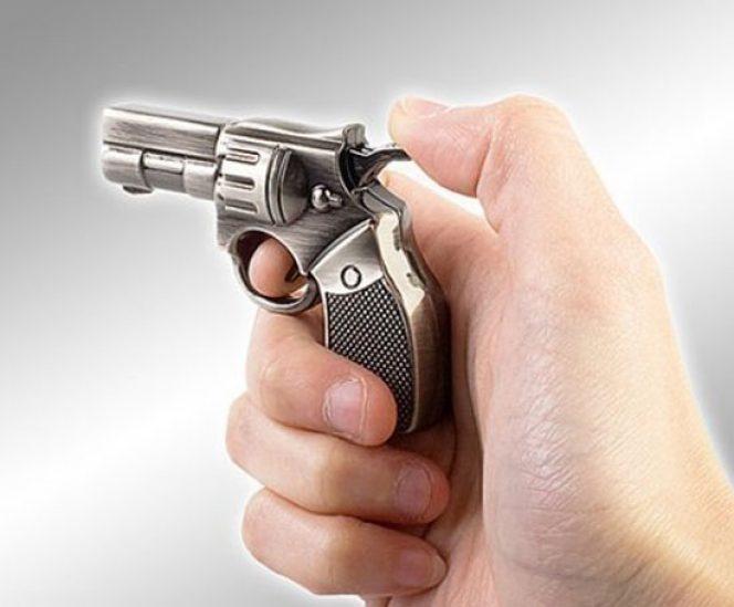 Metal Gun USB Flash Drive 64GB