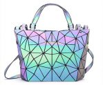 Holographic Colour Changing Handbag