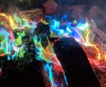 Mystical Rainbow Fire – Colour Changing Flame (6 Sachets)