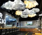 Cotton Cloud Chandelier