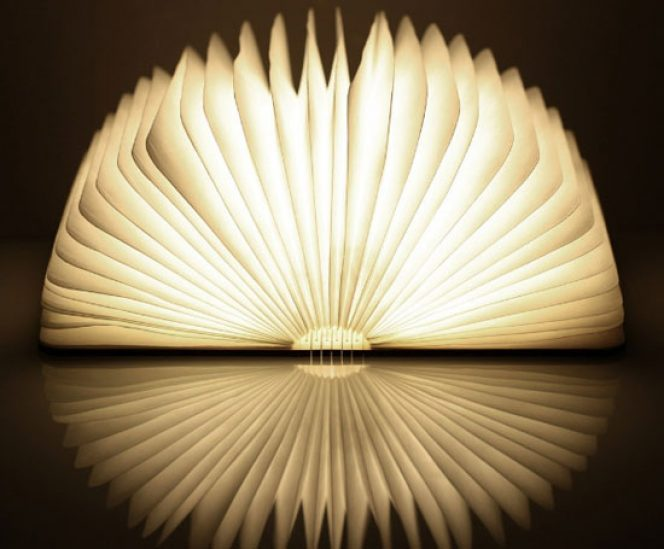 Folding Book LED Nightlight (4.5W 500LM)