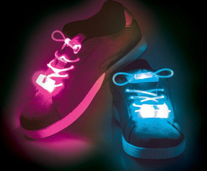 Waterproof LED Light Up Shoelaces