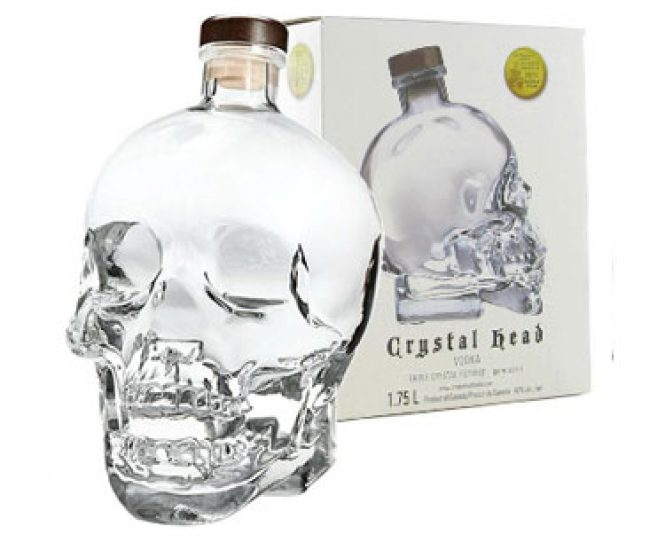 Crystal Head Vodka 1.75L 40%