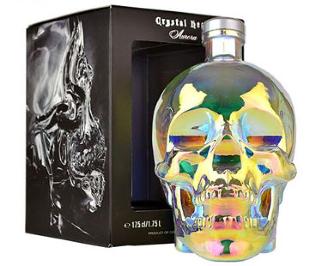 Crystal Head Vodka Aurora 0.7L 40%