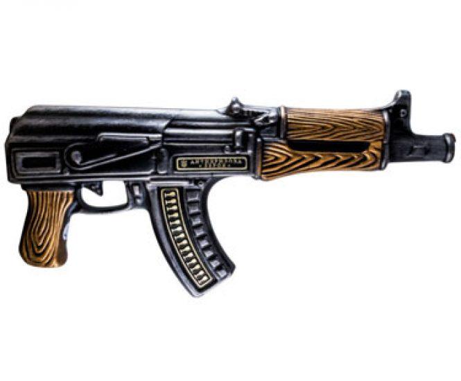 Kalashnikov AK-47 Vodka 0.5L 40%